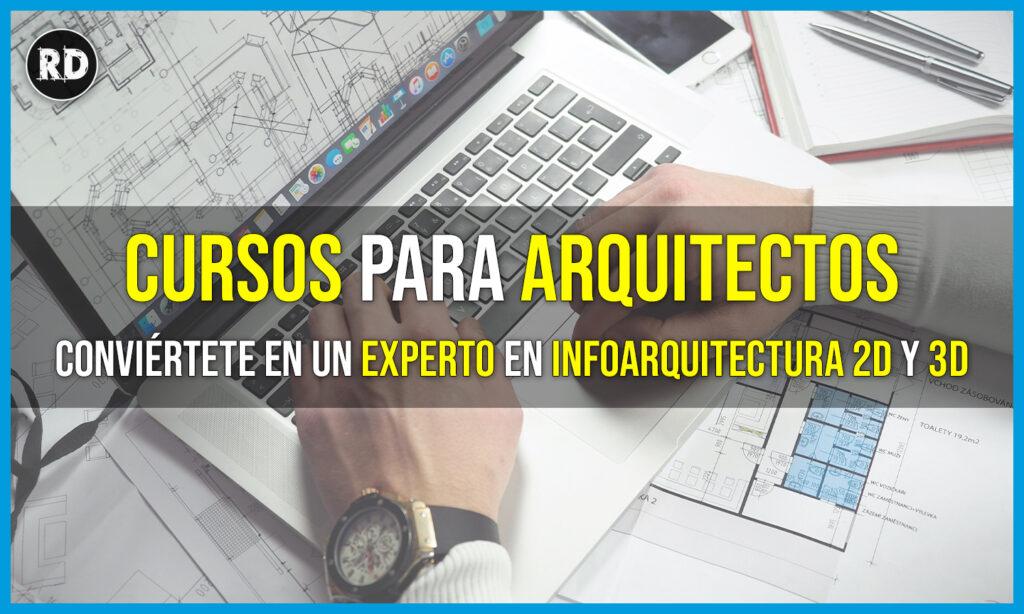 cursos de render para arquitectos
